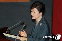 朴대통령 '국정화 정국' 정면돌파…역풍 속 '반전 기회'될까?