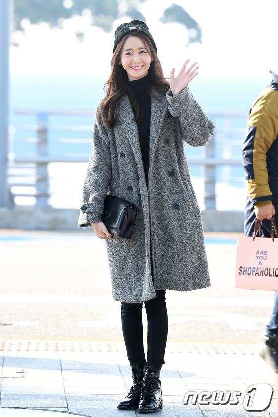 Airport Fashion Yoona Snsd