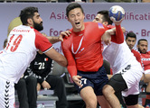 '윤경신호' 바레인에 패배…리우올림픽 좌절