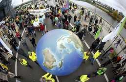 베를린서도 지구보호 시위