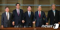 """안철수 """"정권교체위한 신당 내년 2월 공개""""…창당 선언"""