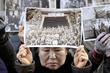 피해자 사진 든 아태전쟁희생자 한국유족회