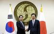 일본군 위안부 문제 해결을 위한 한일 외교장관 회담