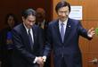 한일 외교장관 '위안부 회담 어떻게 풀어갈까?'