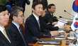 위안부 문제해결 회담 앞둔 윤병세 장관