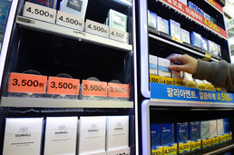 '매번 허탕' 외국계담배 세무조사, 이번에는?