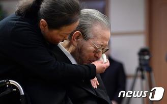 김종필 전 총리 부인 박영옥씨 별세