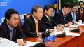 우윤근 원내대표, 정책조정회의 모두발언