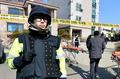 화성 엽총 사건 '무장 경찰이 통제'