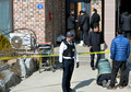 총기난사 현장 '망연자실한 유가족'