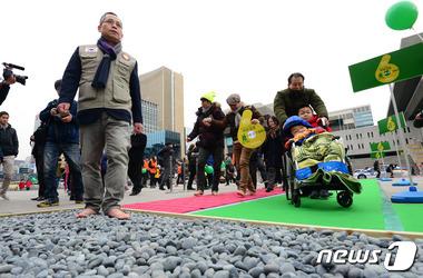 착한 걸음 6분 걷기 캠페인