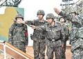 정호섭 해군참모총장, 서해 NLL 군사대비태세 점검