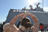 청해부대 19진 오늘 아덴만 출항…메르스 여파로 조촐한 환송식