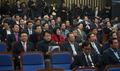 정책의총 참석한 새누리당 의원들