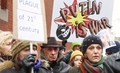 [사진]뉴욕서도 '넴초프' 전부총리 피살에 푸틴 규탄