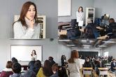 문정희, 한예종 교수로 강단 선다 '후학 양성'