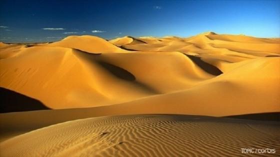 사구의 형태, 바람이 낳은 모래언덕…우리나라의 유명한 사구는?