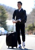 김승규, 파주 NFC 패션 리더