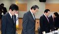 천안함 5주기, 묵념하는 새누리당