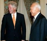 리콴유 장례식 美조문단 대표에 클린턴 전 대통령