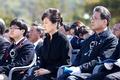박 대통령, 천안함 용사 5주기 추모식 참석