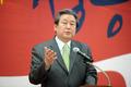 지지연설하는 김무성 새누리당 대표