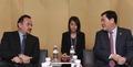 최경환 부총리, 볼리비아 개발기획부 장관 양자회담
