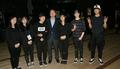 조희연 '비보이 댄스팀 학생들과 함께'