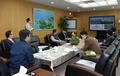 한국중부발전 보령화력발전소 방문한 윤상직 장관
