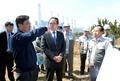 윤상직 장관, 한국중부발전 보령화력발전소 현장점검