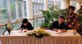리콴유 前 싱가포르 총리 국가장례식 참석한 박근혜 대통령