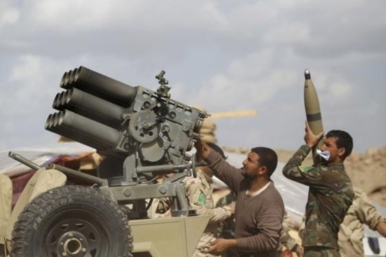 IS에 대해 총공세 나선 이라크