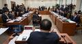 법사위 전체회의, 김영란법 토론