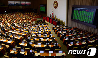 김영란법, 국회 본회의 통과…내년 9월 시행