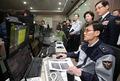 구은수 서울경찰청장, 서초구 CCTV 관제센터 방문