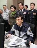 서초구 CCTV 관제센터 찾은 구은수 서울경찰청장