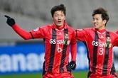 '김진규 결승골' FC서울, 가시마 1-0 제압