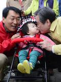 강화 찾은 김무성 대표