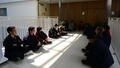 고용노동부 장관 기다리는 행정부공무원노조 지부위원장들