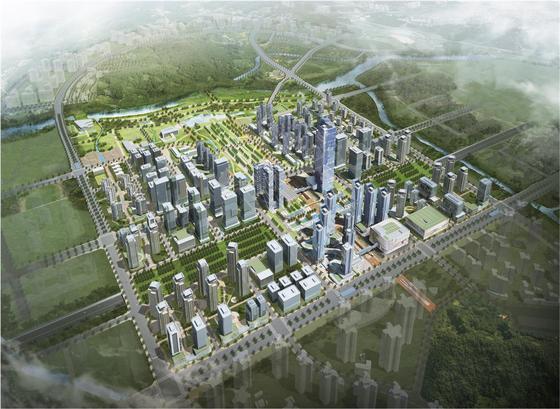 뜨거운 동탄2신도시, 알짜 땅놓고 건설·시행-유통사 '군침'