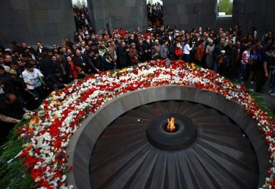 터키의 아르메니아인 대학살 100주기