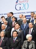최경환 부총리, G20 재무장관·중앙은행 총재회의 참석