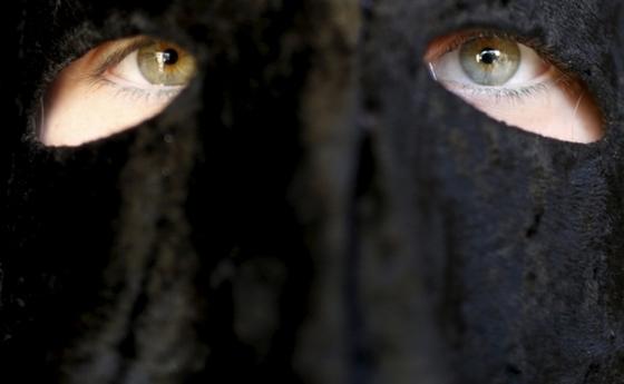 '난 테러리스트가 아니라 회개자'