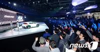 막오른 서울모터쇼…신차만 56종 \'주목할만한\' 車는?