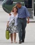 [사진]오바마가 어깨동무한 이 여성은?