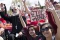 [사진]미 워싱턴주 교직원노조 임금인상 파업