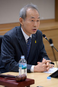 이석태 위원장 '청문회 운영규칙은?'