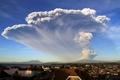 [사진]핵폭발 연상시키는 칠레 칼부코화산의 분화