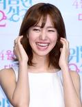 진세연, '내숭없는 환한 미소'