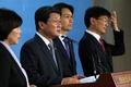 박상옥 후보자 사퇴 촉구하는 야당 인사청문위원